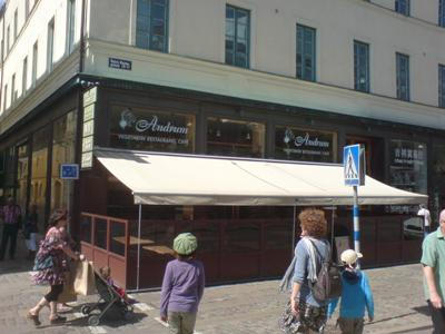 Café Andrum Göteborg