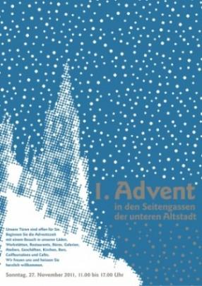 Sonntagsverkauf Bern Dezember 2013 1. Advent