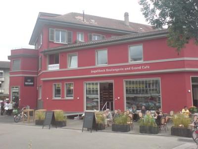 Ängelibeck Köniz Brühlplatz - Boulangerie und Grand Café