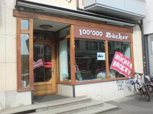 Antiquariat Bern - Bücher Brocky Länggasse