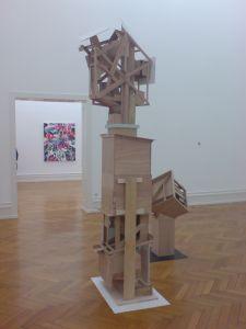 Neue Kunsthalle Bern, Boris Billaud,  Mixed Medias