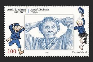Briefmarke-Michel-Loenneberga