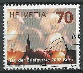 Tag der Briefmarke 2003 - Zibelemaerit