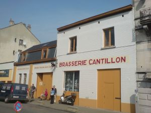 Biermuseum Brüssel der Firma Cantillon