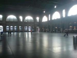 Dichtestress in der Bahnhofshalle Zürich