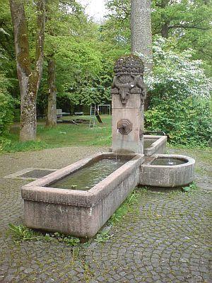 Länggass-Brunnen