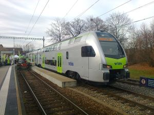 Doppelstock-Zug BLS MUTZ