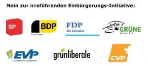 Nein zur irreführenden Einbürgerungs-Initiative am 24. November - www.abstimmen.be