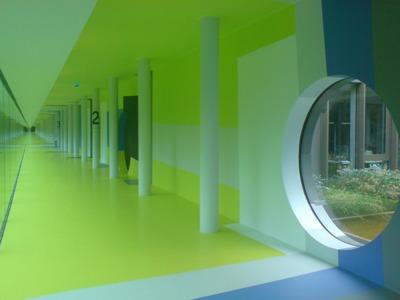 """Beautiful Walls  #25"", Sabina Lang / Daniel Baumann, Energiezentrale Forsthaus, 2013"