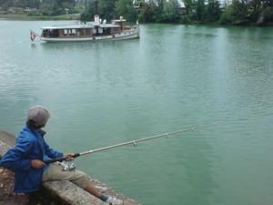 Fischerkurs an der Broye