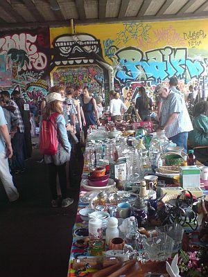Flohmarkt-Reitschule-Bern