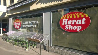 Herat Shop am Neuhausplatz