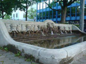 Hospesbrunnen  Belpstrassenbrunnen