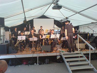 Nacht der Forschung 2014 - Konzert des Jazz Orchesters der Uni Bern