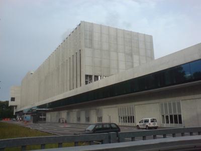 KVA Bern - Energiezentrale Forsthaus EWB