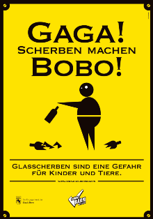 Kampagne-Glasscherben-Bern