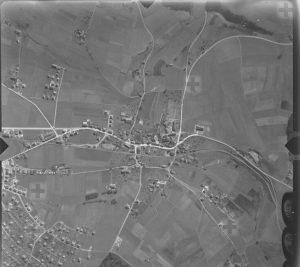 Luftaufnahme Köniz von 1931