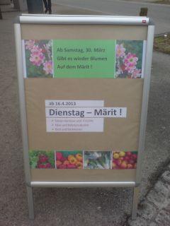 Märit-Dienstag-Neuhausplatz