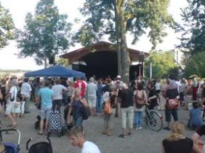 Mani Matter Festival auf der Kleinen Schanze Bern