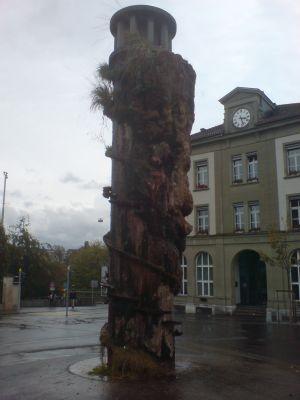 Meret-Oppenheim-Brunnen-Bern