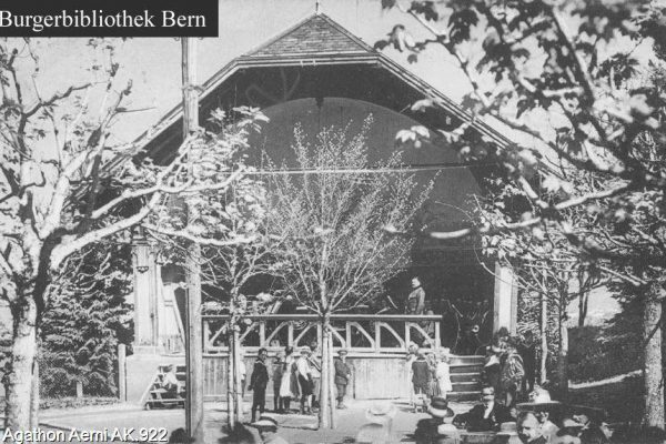 Köniz; Gurten (vor 27.06.1921)