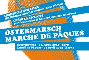 Ostermarsch 2014 Bern