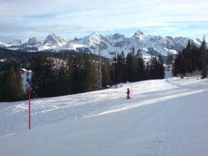 Panorama-Gantrischkette