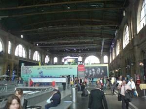 Public Viewing - Zürich Hauptbahnhof