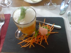 Rübli-Inger-Suppe