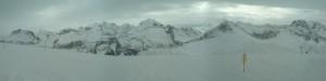 Aussicht vom Elsigenhorn