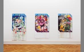 Tom Holmes, Kunsthalle Bern