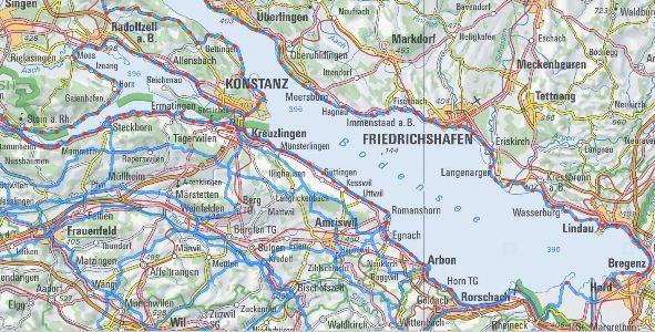 Bodensee Velotour