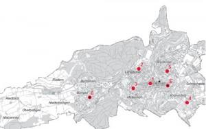 Wahllokale Stadt Bern