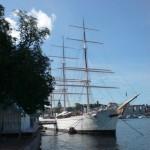 Wochenende in Stockholm - Jugendherberge AF Chapman