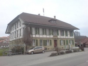 Altes Dorfschulhaus Krauchthal
