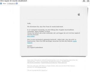 apple-id-deaktiviert