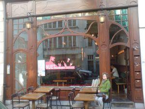 Biercafé Brasserie  Nüetnigenough