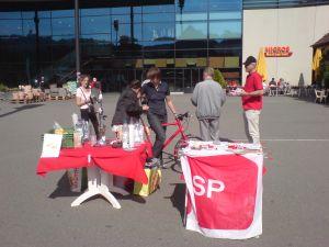 SP Stand Bläuackerplatz