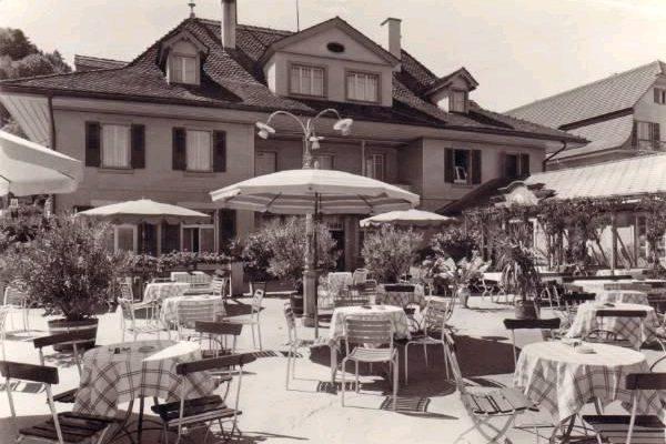 Brauereiwirtschaft Wabern 1967