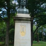 Denkmal für den Dichter Carl Michael Bellman