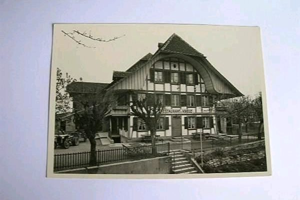 ehem. Restaurant Kreuz in Schliern