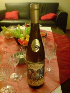 Erlacher Burgerwy, der Berner Staatswein 2013