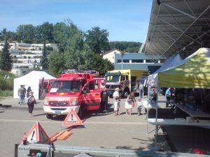Feuerwehr Köniz 2013