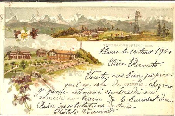 Gurten Panorama 1901