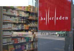 Hallerladen (Produzenten-Konsumenten- Genossenschaft Bern - PKGB), Länggassstrasse 30, 3012 Bern