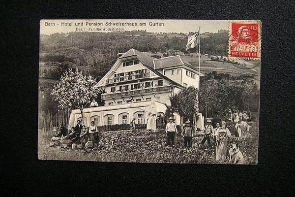 Hotel Pension Schweizerhaus