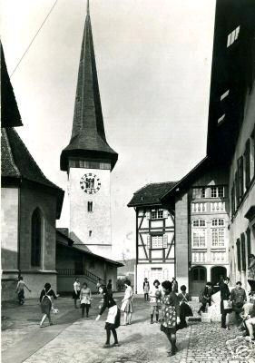 Mädchenheim Schloss Köniz