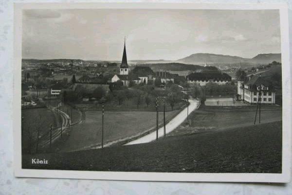 Köniz um 1925