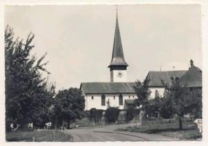 Köniz Protestantische Kirche