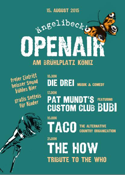 Ängelibeck-Openair 2015
